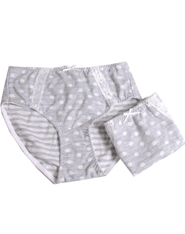 拔草必收 极致柔软 婴儿般的待遇  仅14.9元  日本无印良品原单  超透气 舒适弹力双层棉   女款无痕内裤