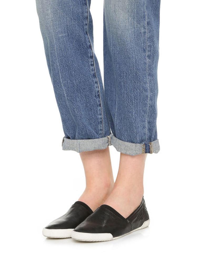 拔草必收 欧美明星最爱 仅228元 FRYE弗莱 2016春季最新  牛皮 舒适浅口尖头鞋