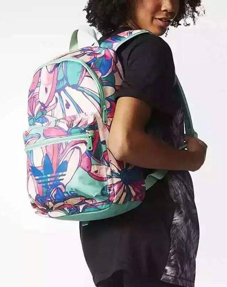 无需代购   仅148元  ADIDAS阿迪达斯  香蕉植物  双肩背 时尚双肩背包旅行包