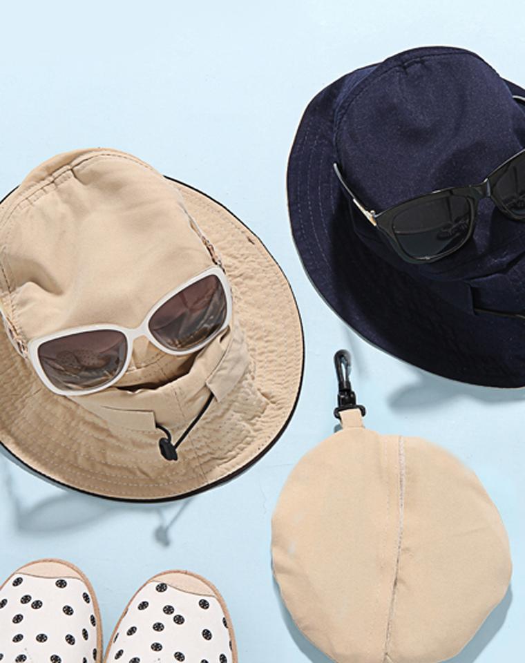 户外出行必备  可亲子哦!   仅19.9元  日本订单   好品质可折叠便携遮阳帽 渔夫帽