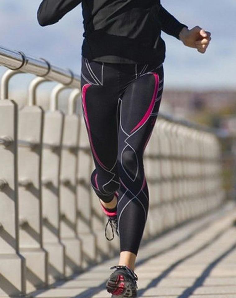 跑步健身必备压缩裤 科技改变生活 仅68元 韩国乐天订单   专业运动健身紧身压缩裤 速干裤