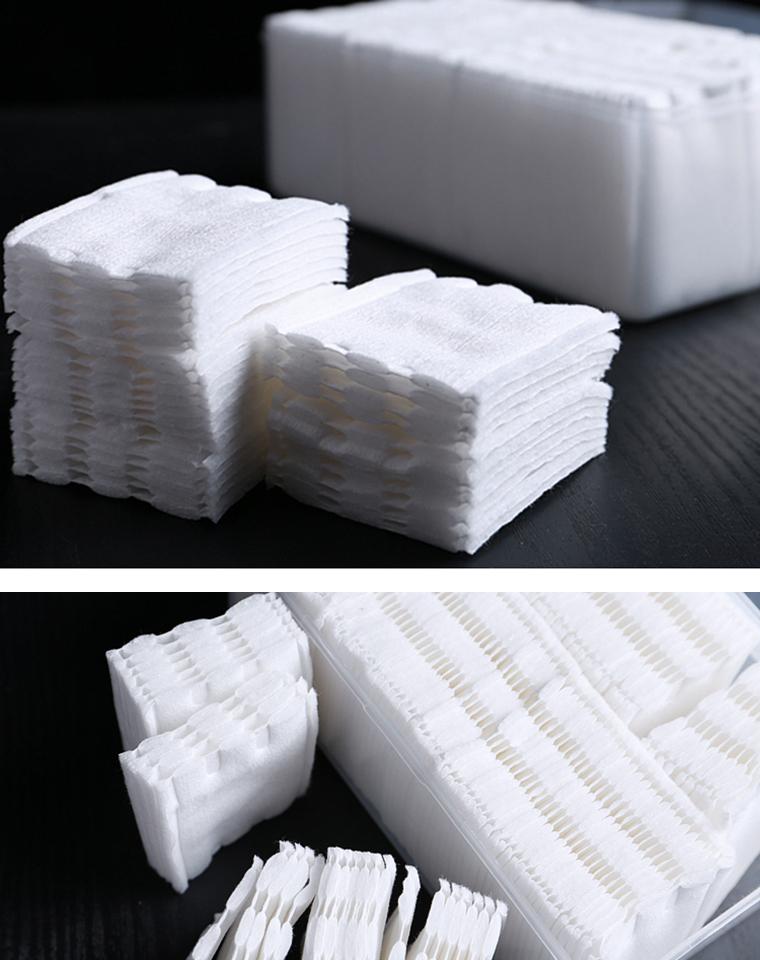 无须代购  仅16.9元   150片装   韩国订单 !~100%纯棉加厚!化妆水敷面化妆棉 卸妆棉