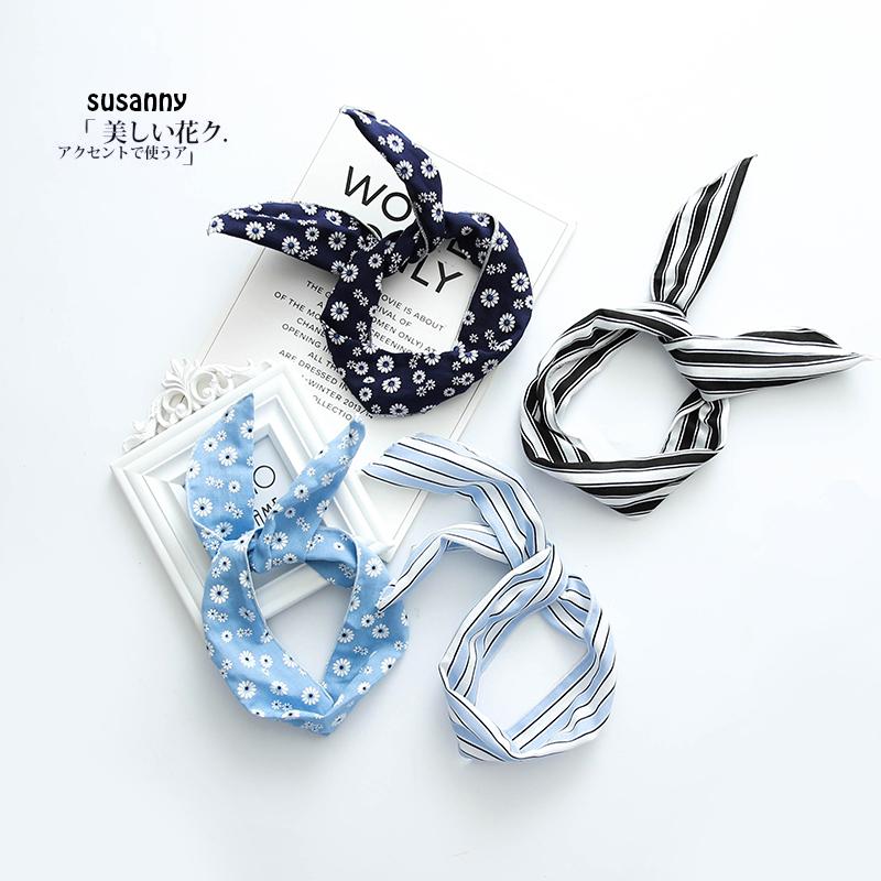 超美啊20色 小日本订单   仅9.9元     自留N个 宽边可调节铝丝发箍 束发带