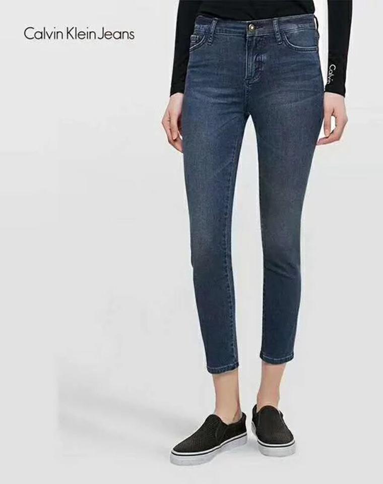 夯货牛品   仅125元  美国Calvin Klein Jeans纯正原单 支持验货 超级显瘦 牛仔裤