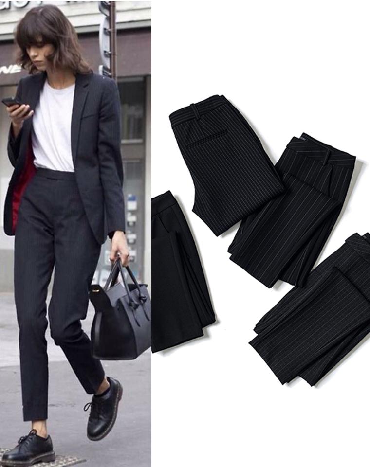 每人至少一条 仅98元 举双手推荐  DOSCOY纯正原单    每年都要入的 中高腰加厚保暖微弹力休闲西裤