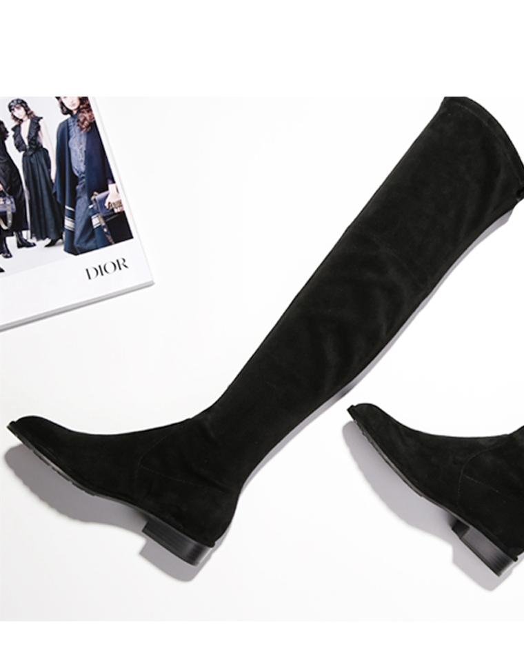 千挑万选  最棒的过膝靴  仅328元   GEOX纯正原单  过膝弹力靴 秋冬皮靴 高筒长靴