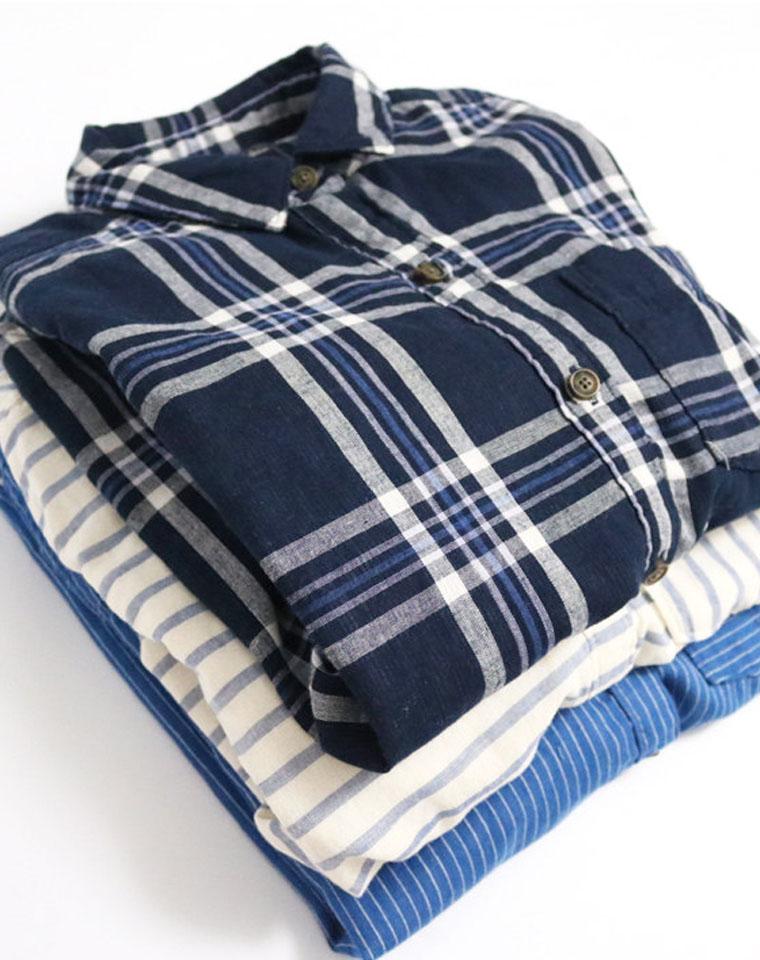 老粉必收 超舒适的双层纱!!!仅85元  美国Abercrombie Fitch  纽扣式衬衫纯棉 专柜款号199806
