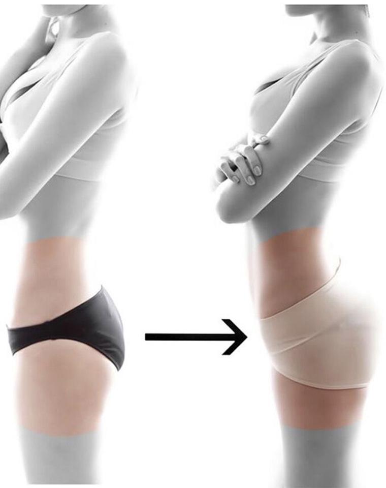 穿衣更好看! Salua纯正原单  仅25.9元   原包装   运动塑型内裤 抗菌无痕提臀内裤