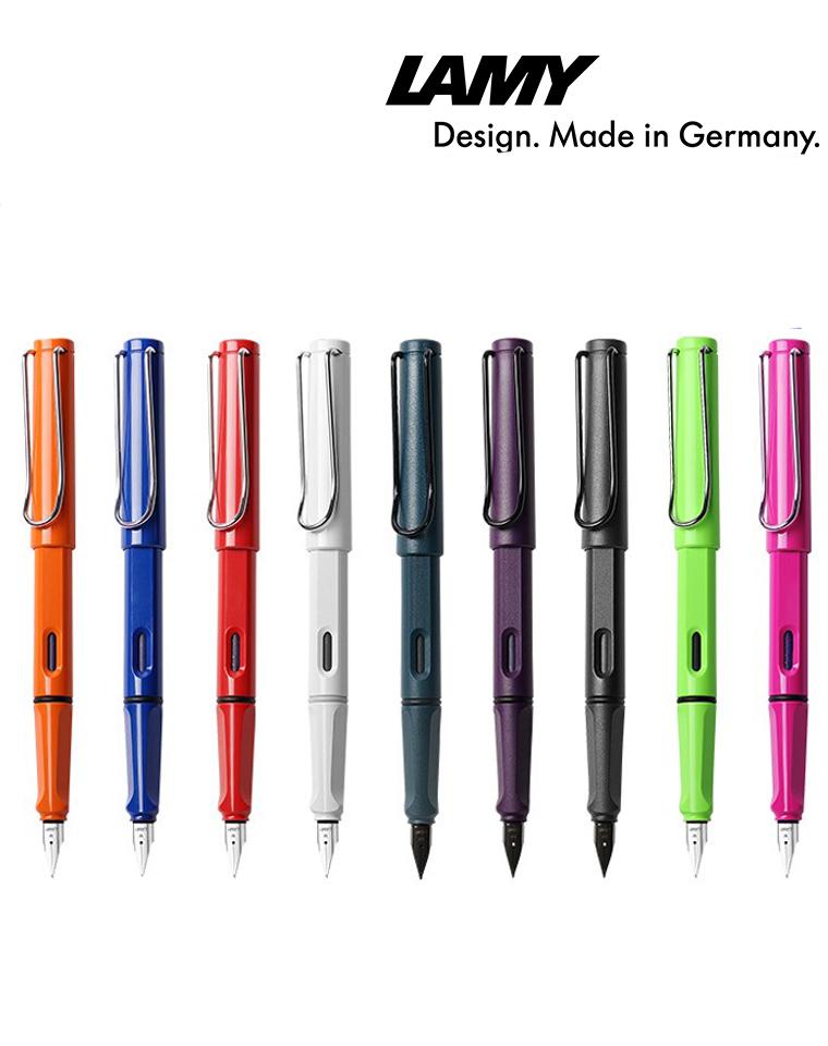开学季给孩子的好礼!!!仅99元!!!海关一批!!!德国LAMY凌美钢笔   safari狩猎者系列 EF学生钢笔  商务钢笔