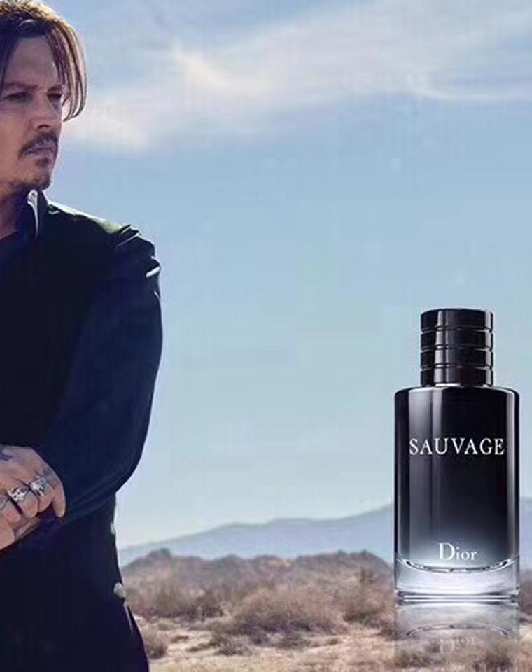 给纯爷们の  渠道硬货可扫码  仅185元   Dior 迪奥旷野男士淡香水EDT 100ml Sauvage清新之水 型男必备