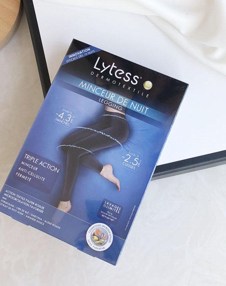 正正正!!!仅135元  法国Lytess 夜之梦纯正原单  睡眠美体塑形裤平腰腹提臀 九分裤