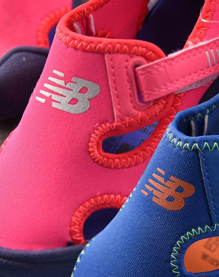 超值捡漏啊~~亲妈必收  仅69.9元  New balance 男童 女童  包头凉鞋