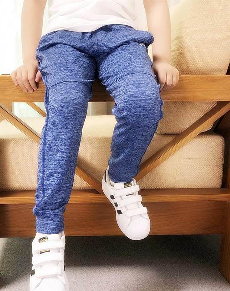 亲妈必收  夏季薄款  仅45元    中大童透气宽松速干长裤  儿童运动裤速干裤 防蚊防晒裤