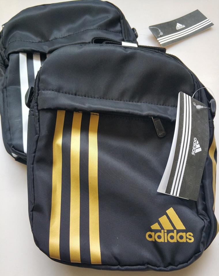 超实背男女款  仅58元 Adidas纯正尾单  专柜同步 防水材质 单肩包斜跨包