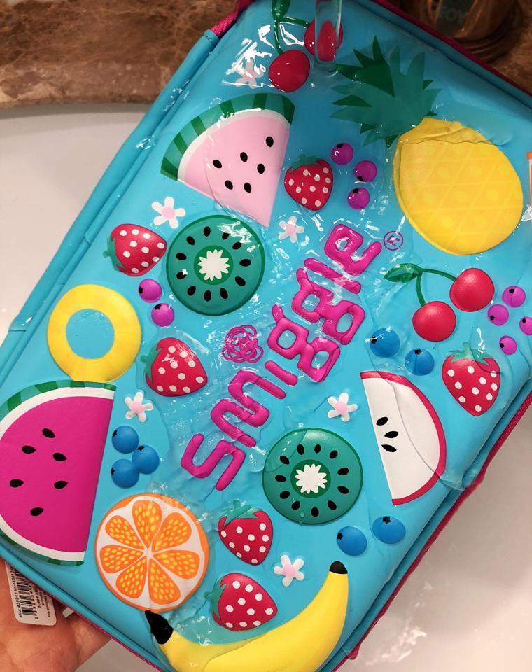 王者!!!全球第一的笔盒!! 给孩子的好货  仅59元  澳洲Smiggle纯正原单 无声 超大容量 超轻超能装笔盒笔袋文具盒