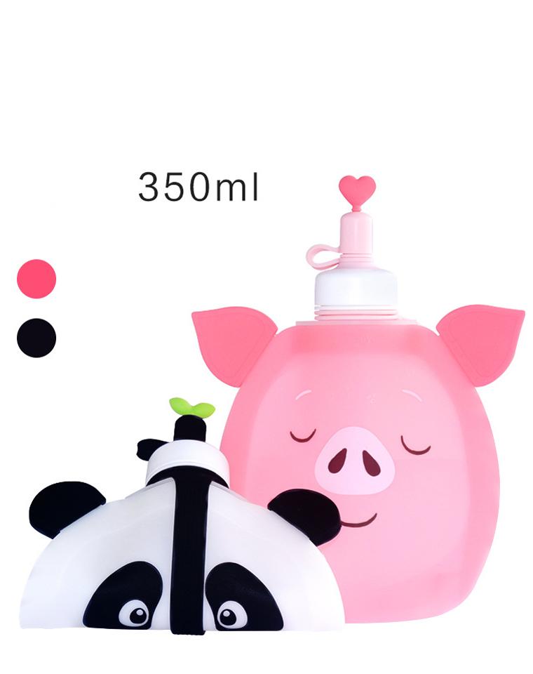 萌翻  可亲子  大人孩子都喜欢 仅49元  Sillymann纯正原单  超可爱 安全硅胶水壶!环保!
