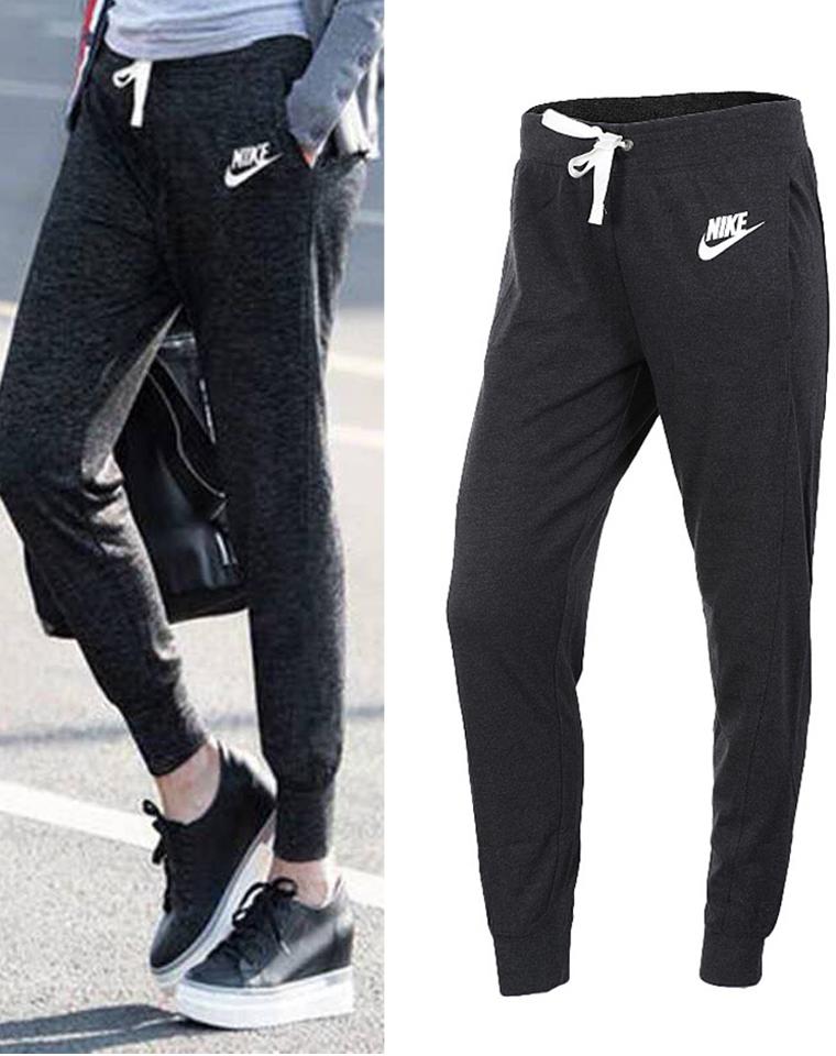 NIKE超薄运动裤 仅98元 原单原单!特殊针织面料 超级轻薄 百搭NIKE洋气夹花灰 卫裤