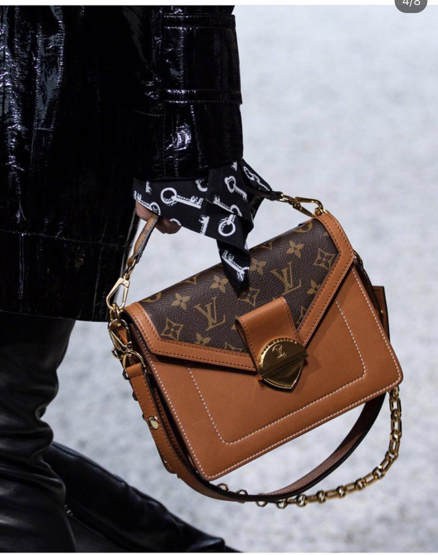 顶级!!特殊渠道  仅1348元  Louis  Vuitton 路易威登 Biface  双面   单肩斜跨手提包