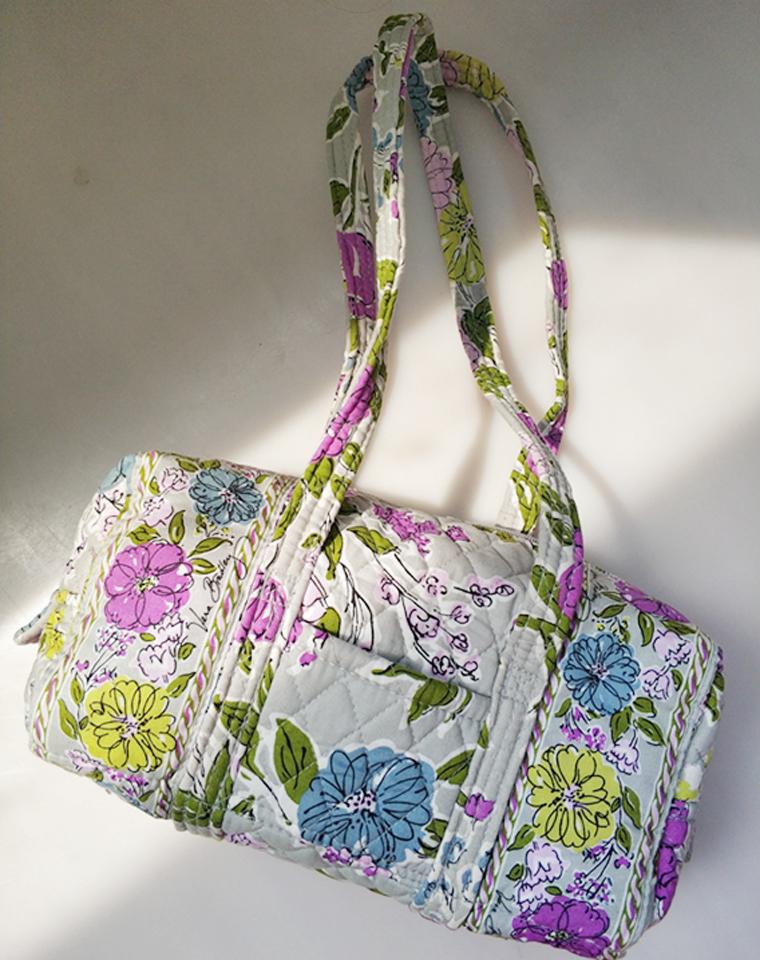 无可替代的小布包  仅65元  衍缝专家 Vera bradley原单  纯棉印花布 手拎包  单肩包枕头包  专柜50美金