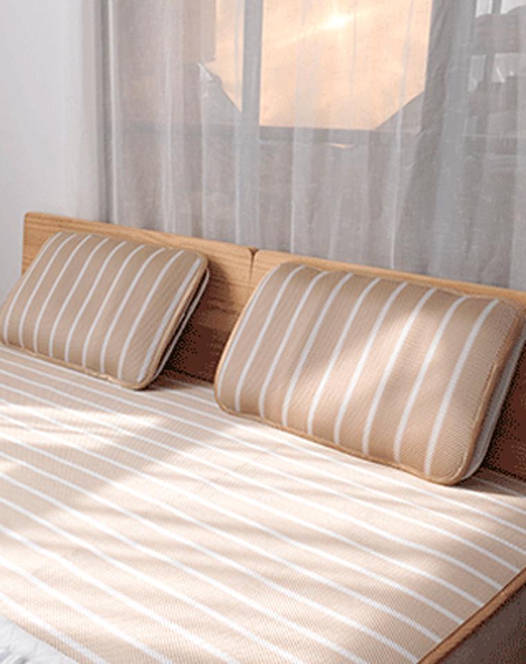 一家人都需要的清凉感  一组2个 仅48元 YODO XIUI纯正原单 3D三明治 凉感 防滑可水洗枕席