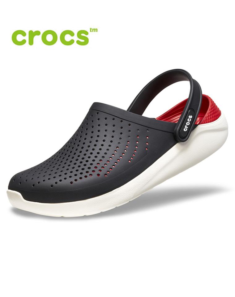 牛货就一批!!!超给力无异味!!!最好穿最实穿的洞洞鞋!!仅125元   Crocs 纯正原单一批 凉拖两穿