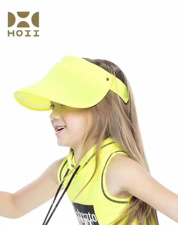 夏季清仓  仅68元  台湾Hoii(后益)纯正原单 专利儿童防晒遮阳帽
