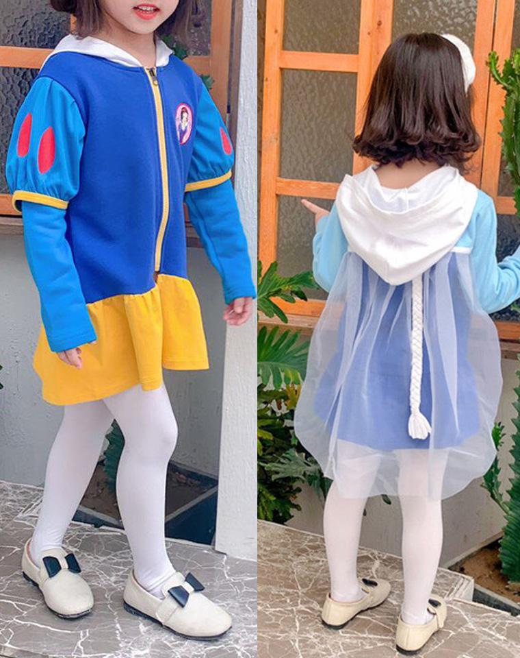 亲妈必收!仅68元  Disney纯正原单  女宝最爱的白雪公主    艾莎公主来喽!