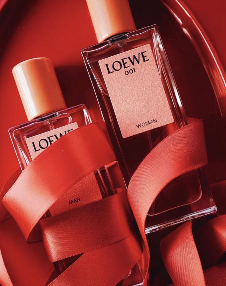 """美到犯规  """"事后清晨""""的新年限定版   仅125元 Loewe罗意威 缠绵之后 破晓之时  001男香女香"""