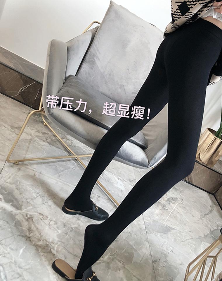 超好品质   仅34.9元   力荐的一款棉质竖条纹连裤袜 130G