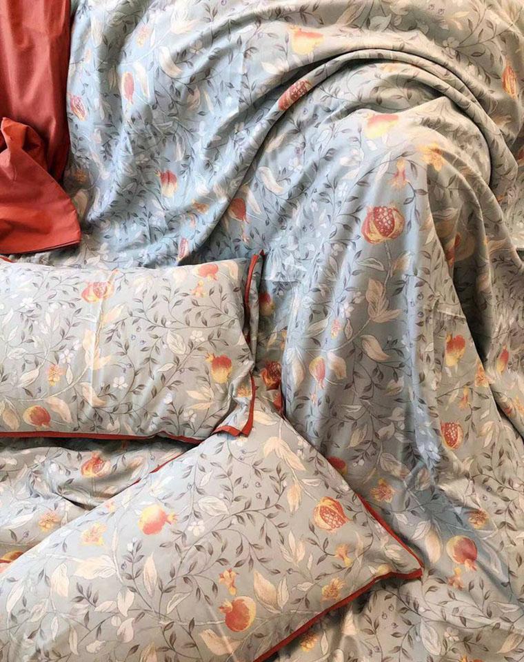 刚交完单,zui新订单 仅310元 335元 好看的颜色随时断 美到炸 贡缎磨毛四件套