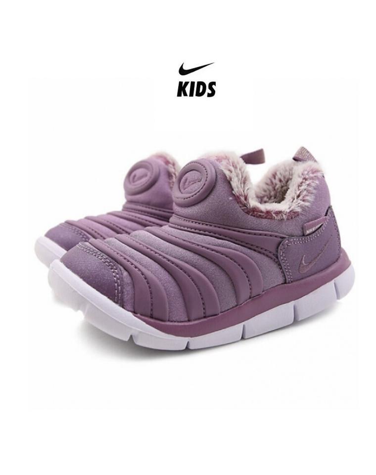 天再冻,照样动!! 毛毛虫也加绒!!仅128元  亲妈必收最好穿的童鞋 NIKE耐克毛毛虫出了加绒版