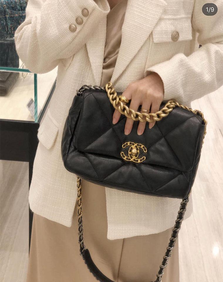 给优渥女人~~仅1868元   1988元   顶级  香奶奶19新款手袋