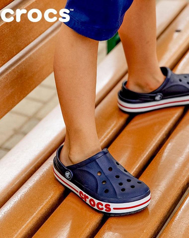 难得可亲子!一家人都要的洞洞鞋!仅75元  85元 CROCS纯正原单 亲子洞洞鞋