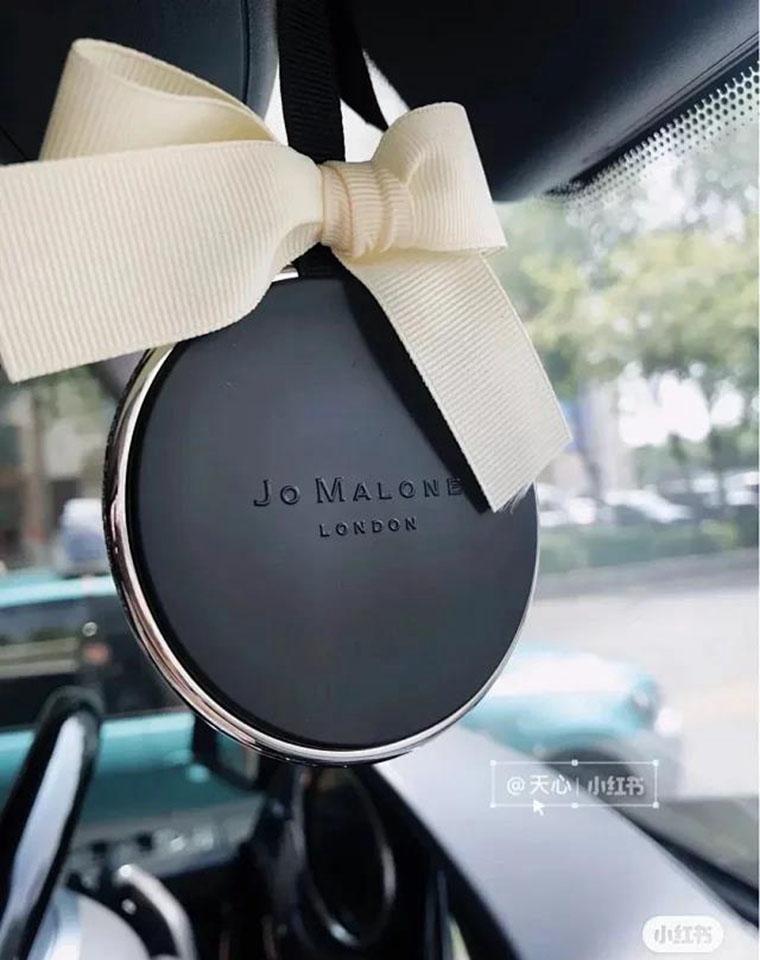 戒不掉的味道  有车的亲们闭眼跟! 仅115元  英国JoMalone祖玛珑礼盒装  车载香氛香薰 经典英国梨 青柠