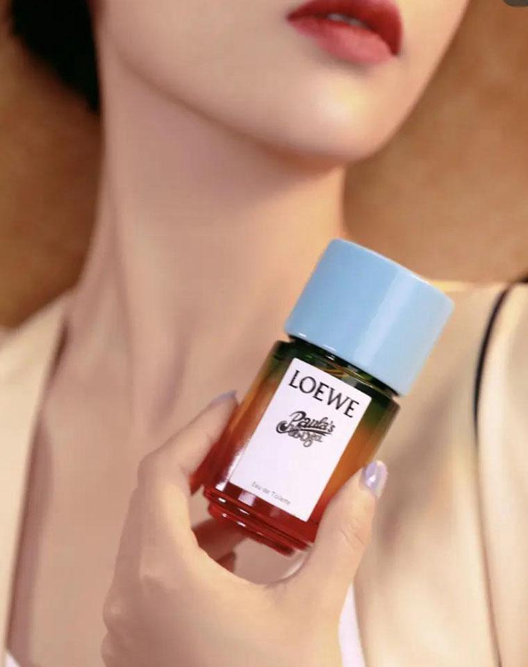 味道与颜值巅峰!仅128元 Loewe罗易威 paula伊维萨岛的滨海假日  淡香水男女士通用香水50ml