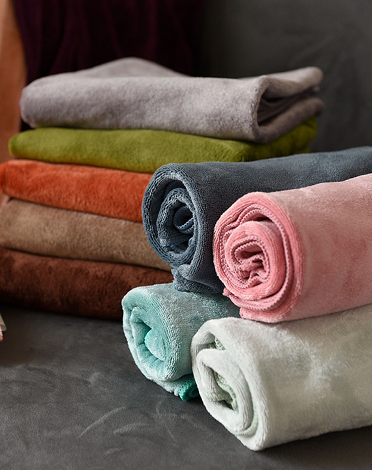 试过一次就难忘  加厚吸水不掉毛  韩国400克订单  仅9.9元 超细纤维   美容毛巾 干发巾