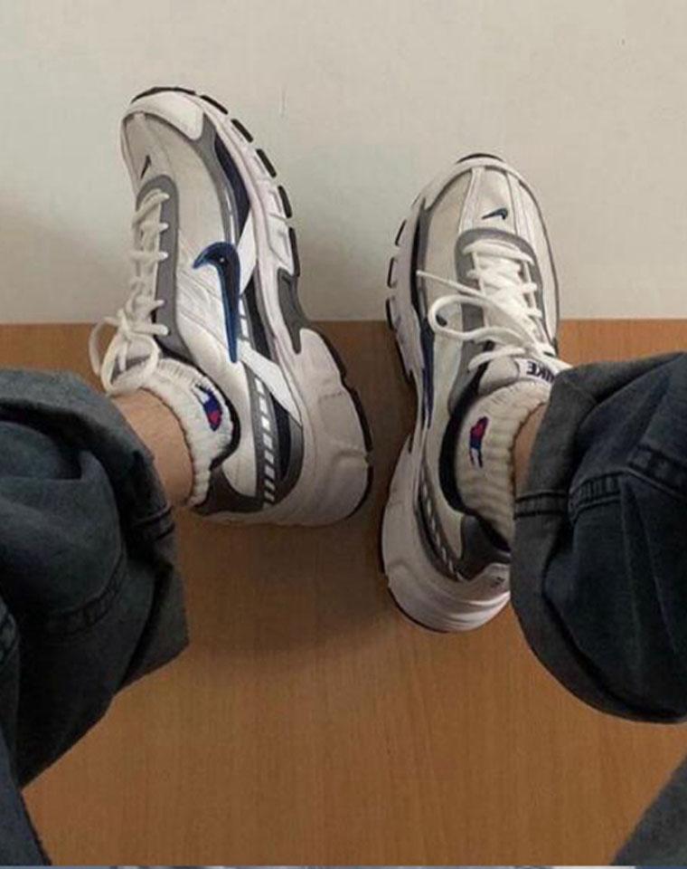 耐克Nike Initiator老爹鞋 仅168元男女复古休闲运动