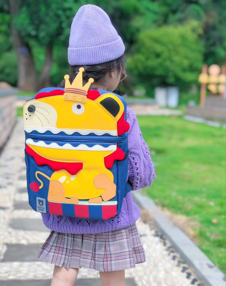 五星推荐  一定闭眼跟团 全现货!!仅98元  韩国BEDDYBEAR杯具熊纯正原单 加大款儿童书包  男小学生1-3-4-5年级女孩6-12周岁背包