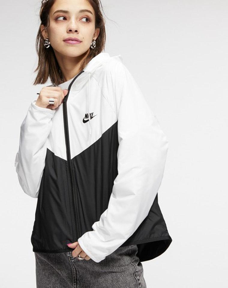 帅到炸裂!! 仅185元  Nike纯正尾单一批  NSW WINDRUNNER 2020秋季新款 拼色连帽外套