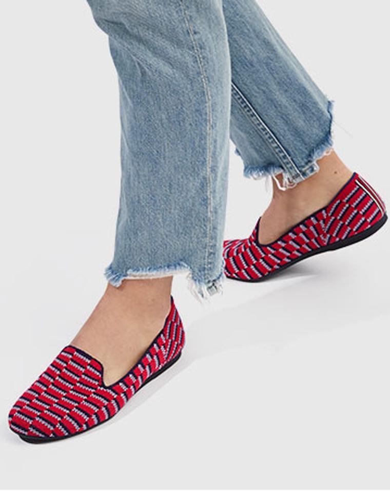 小圆头!美炸天!舒服还洋气的!! !可机洗!! 仅195元  美国小众品牌Rothys纯正原单   3D无缝玛丽珍鞋 王妃鞋