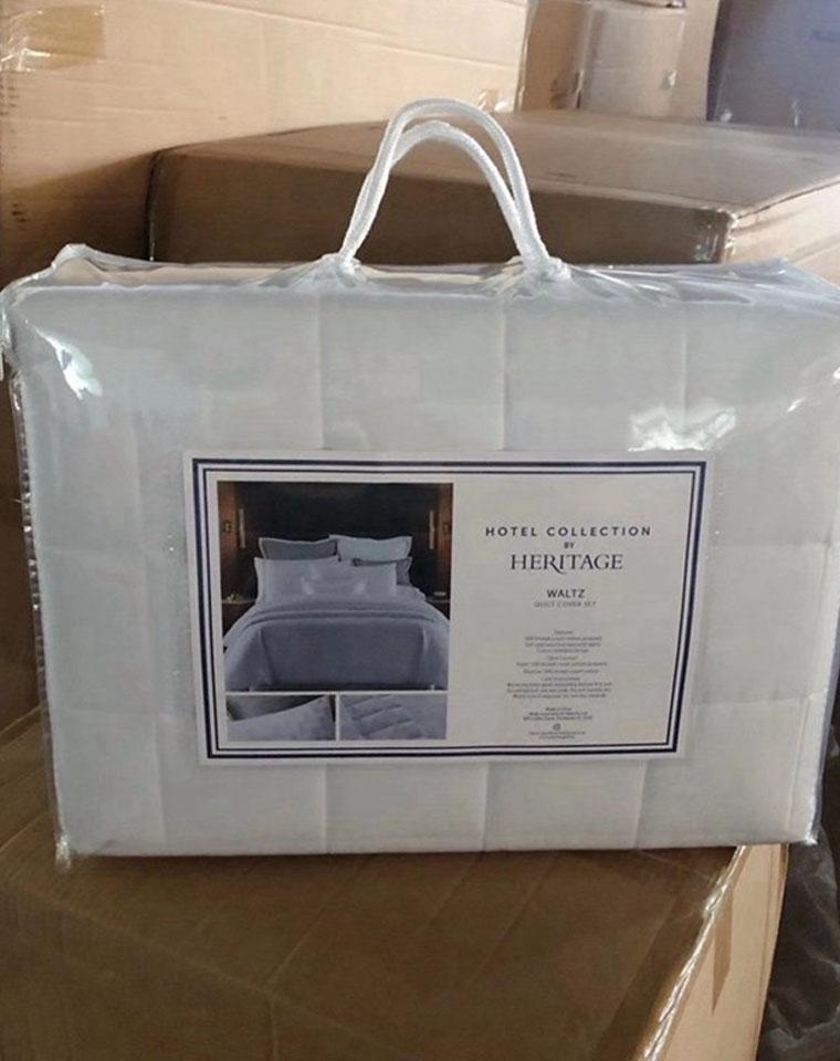 可机洗床垫   140来套就一批!  仅125元  Herigate纯正原单 纯棉布+小帆布 全部整箱来货单克重都要2公斤