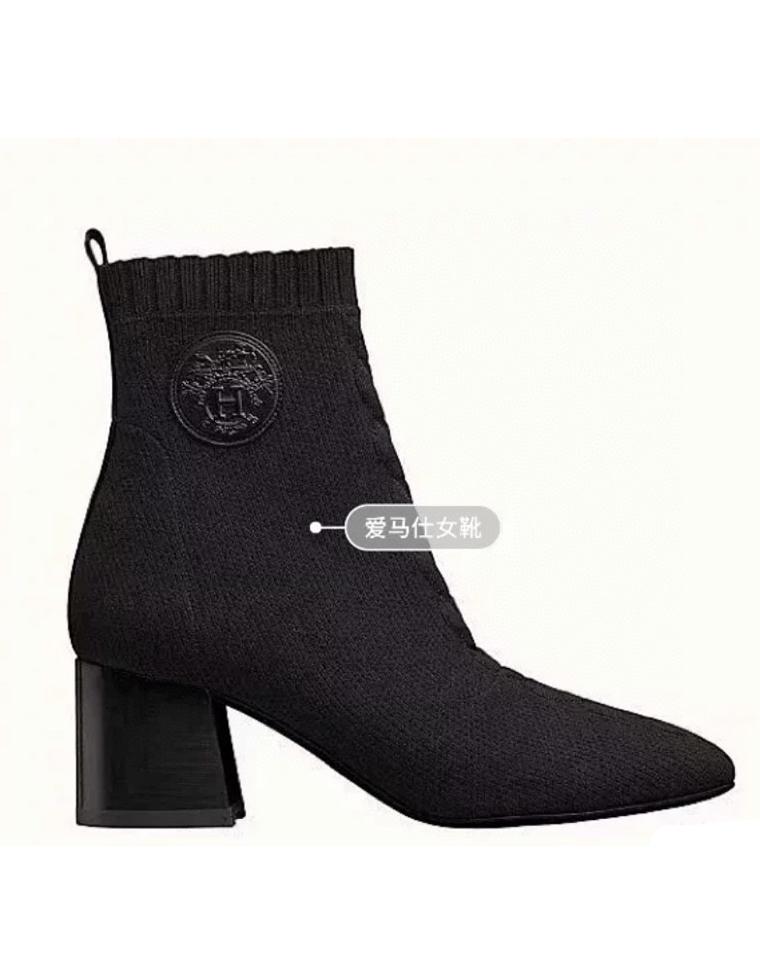 重磅好货 针织靴的王中王! 仅248元  爱马仕的袜子靴