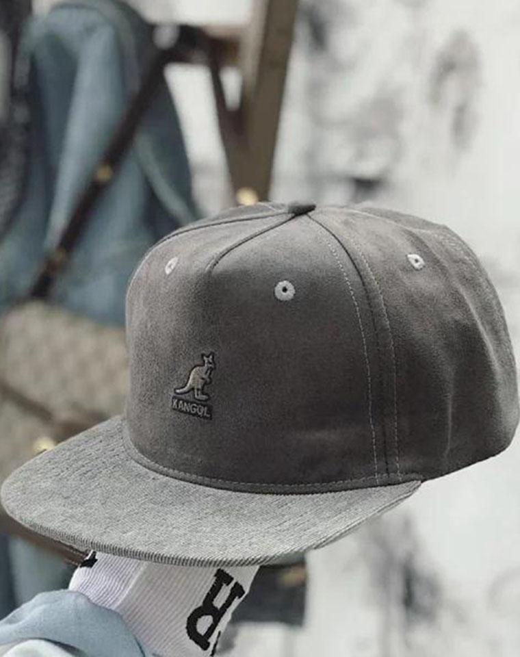 酷呢! 仅39元 Kangol Baseball Hat  袋鼠男女款嘻哈帽