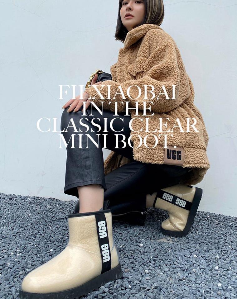 至IN 仅398元  今年蕞有颜值的果冻雪地靴 时尚人士都已上脚