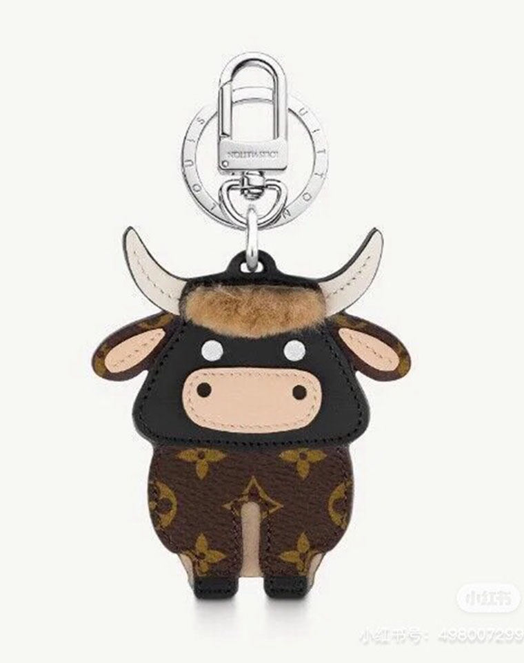 牛转乾坤好运多!!牛年一定要挂牛!仅69元 2021年限定款挂件