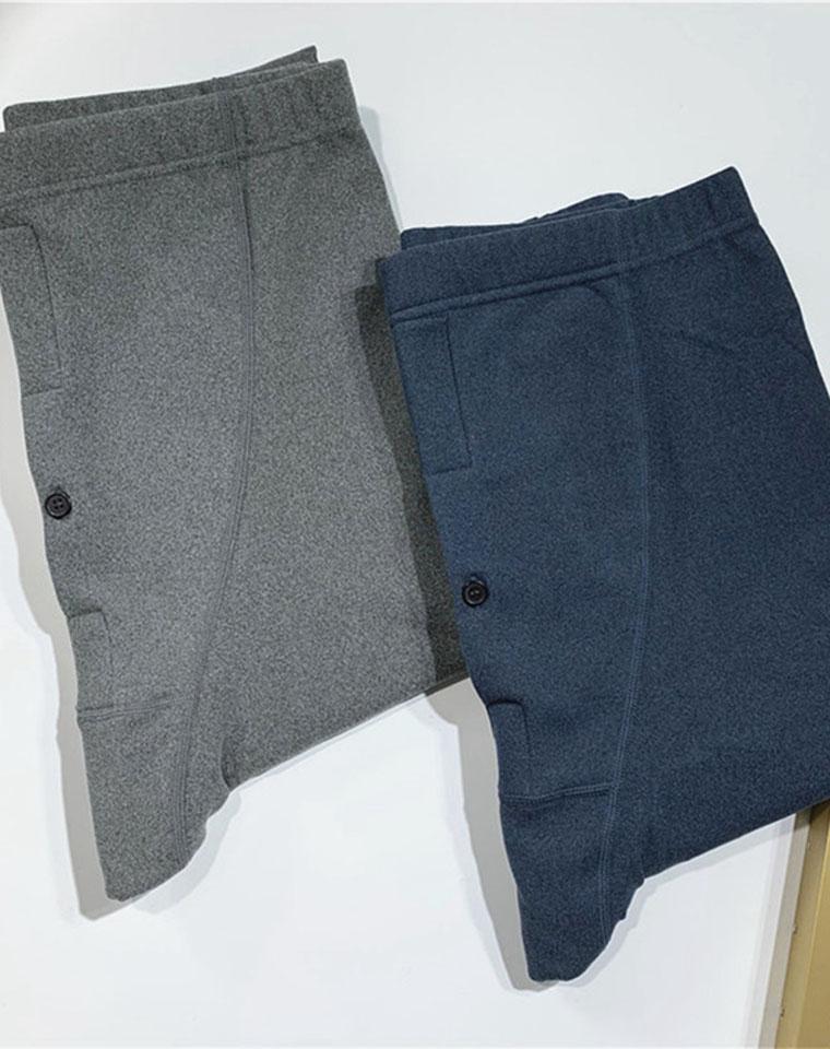 给纯爷们的好货!!仅49元  澳绒男士保暖裤 加贴片护膝加绒保暖裤  无痕双面绒温暖