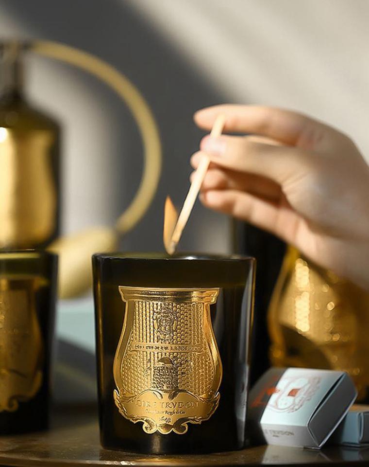 开工的一片诚意  特分享!提升幸福感  仅139元 香薰蜡烛 单只礼盒装