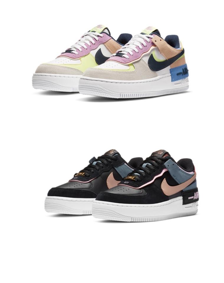 配色太时髦  仅228元  Nike Air Force 1今年最新款配色  8个颜色!