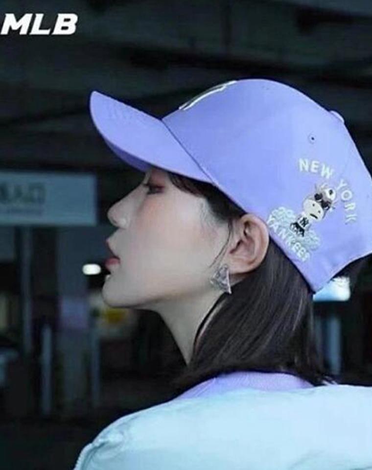 牛年限定男女款  仅58元  侧绣小牛NY标志   超值可调节棒球帽
