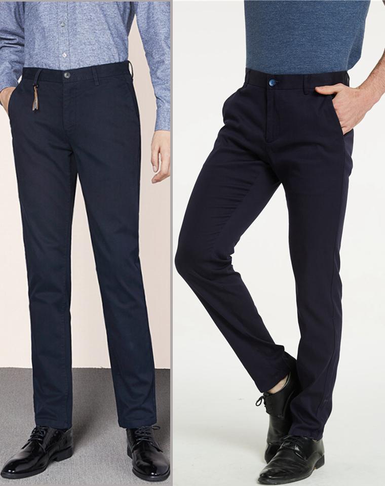 给纯爷们の   超级舒服 微弹力  仅98元  品牌剪标 2021春季最新  纯正原单 修身 商务通勤上班正装长裤